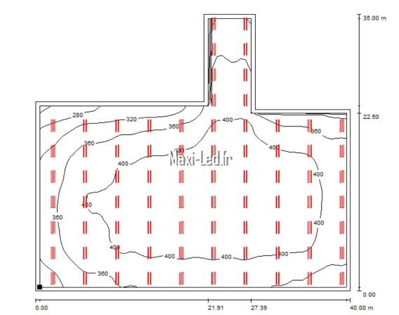 Eclairage chambre froide ~ Solutions pour la décoration intérieure ...