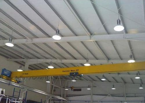 gamelle led usine