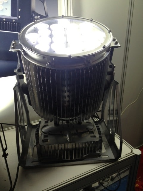 projecteur de poursuite led