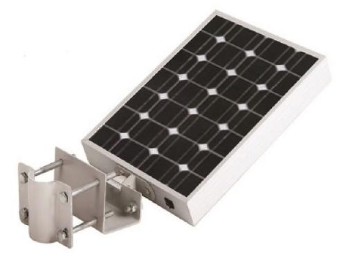 Eclairage solaire pour camping, abri bus, parc