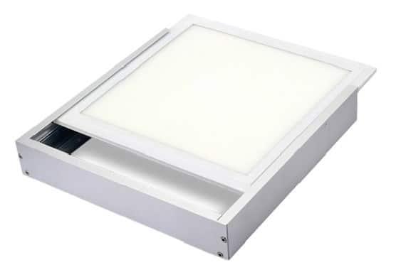 dalle led 60x60 120x60 120x30 30x30 eclairage industriel led usine chantier atex. Black Bedroom Furniture Sets. Home Design Ideas