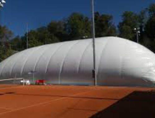 Eclairage Tennis Bulle
