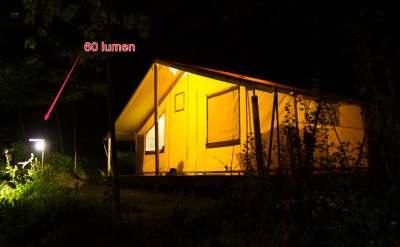 lanterne led 60 lm camping
