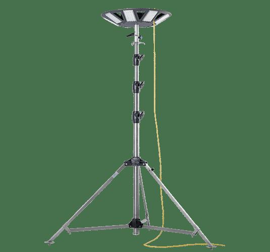 éclairage chantier mobile LED Classe 2